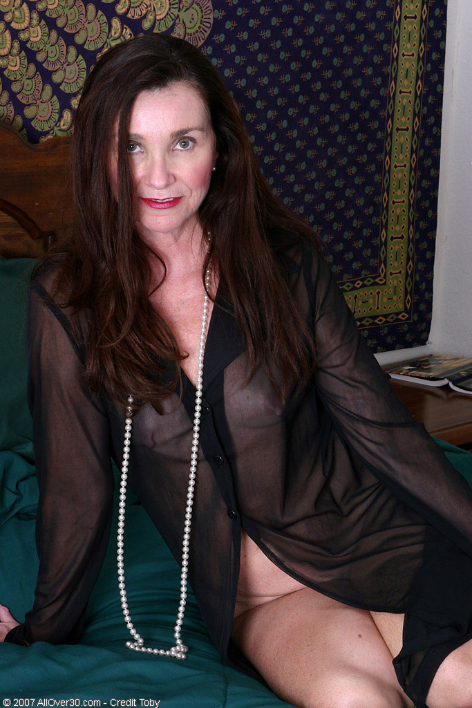 At 52 Years Young Jasmine Still Knows How to Use Her Fucktoys