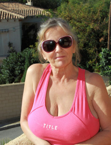 At 64 Years Old Isabel from  Milfs30  Enjoys to Stretch Her  Older Stunner Cage