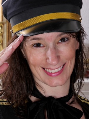 41 Year-old Milf Celeste Carpenter Wants to Get in on the Mile High Club