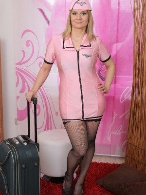 Blond Haired 37 Yr Old Chalotta Rose desires to visit the  Nude Skies Here