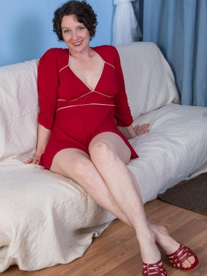 With 42 Yr Old Artemesia What's to not Ever adore.  Soles or Hairy Pussy