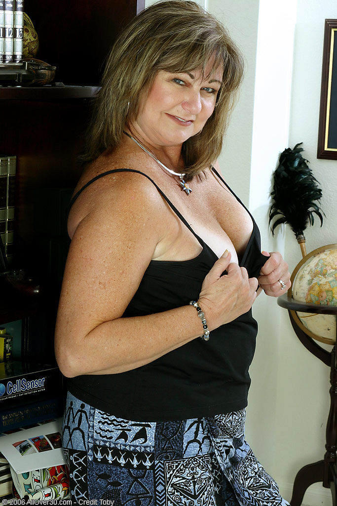 Fun Enjoying Ruby Gets  Nude and Plays with Her  Older  Beaver