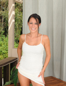 Super  Super  Super Horny  Brown Haired  Mom Hailey Muphy Gets  Nude and Comfortable Outdoors