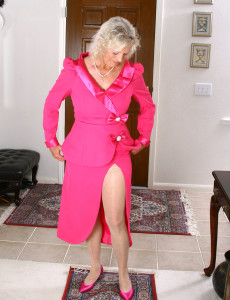Elegant 59 Year Old Michelle V From Milfs30 Looks Hot As Hell