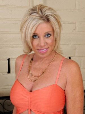 Hot  Blond  Wifey Payton Hall Undresses Showing off Those Adorable Big Breasts