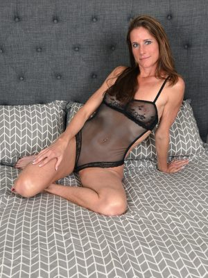 Sofie Marie in Lacy Thong