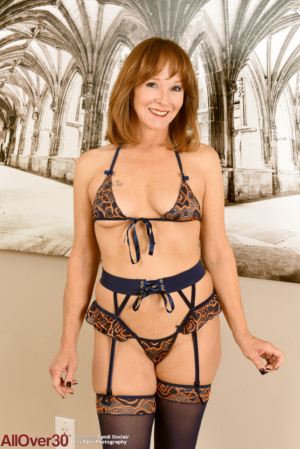 Cyndi Sinclair Sultry Lingerie-5830