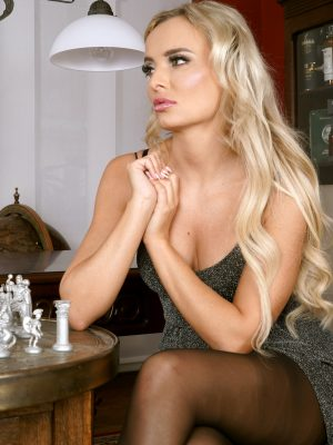 Victoria Unspoiled Slender Blonde Beauty
